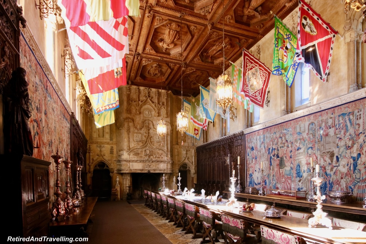 Refectory Room Hearst Casa Grande Inside - Visit The Hearst Castle For Eclectic Sights.jpg