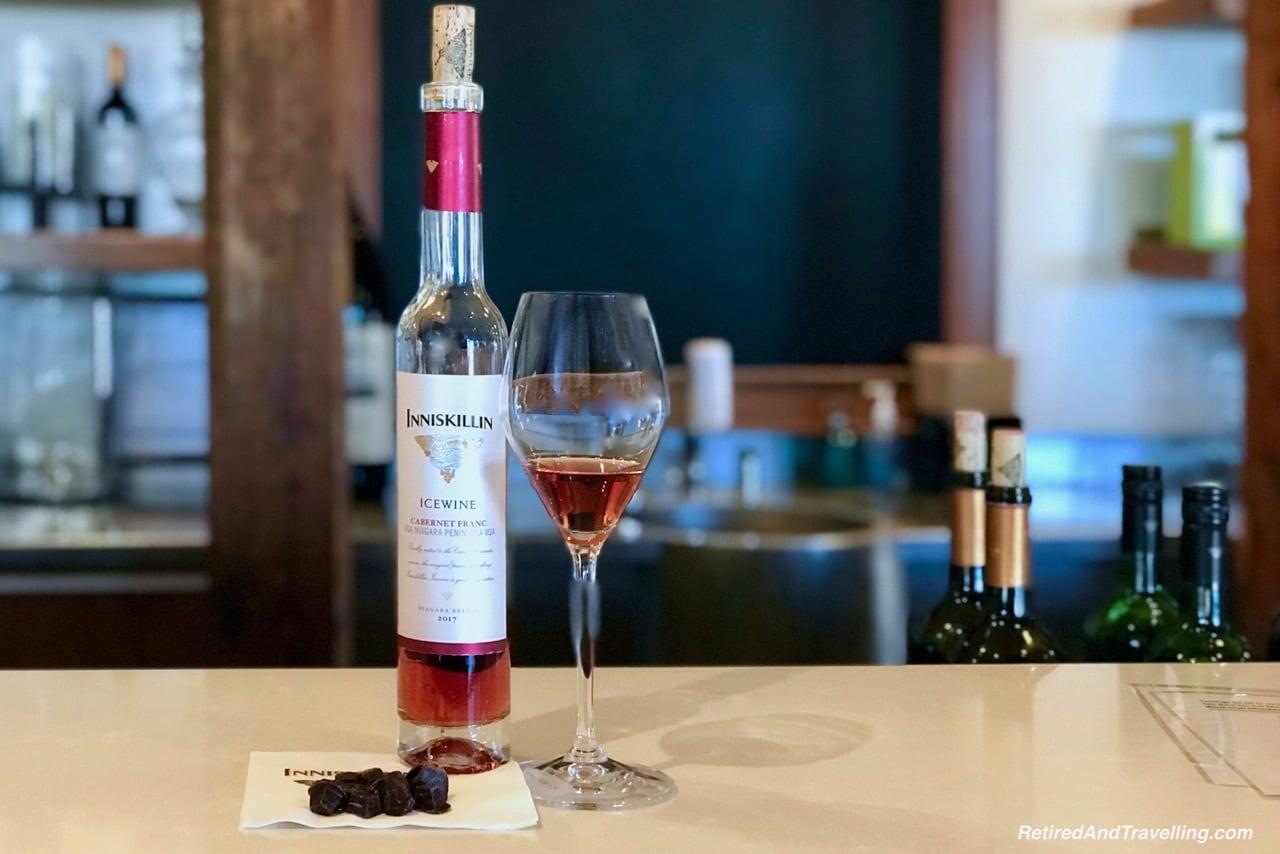 Inniskillin Estate Winery Cabernet Franc - Icewine Tasting in Niagara.jpg