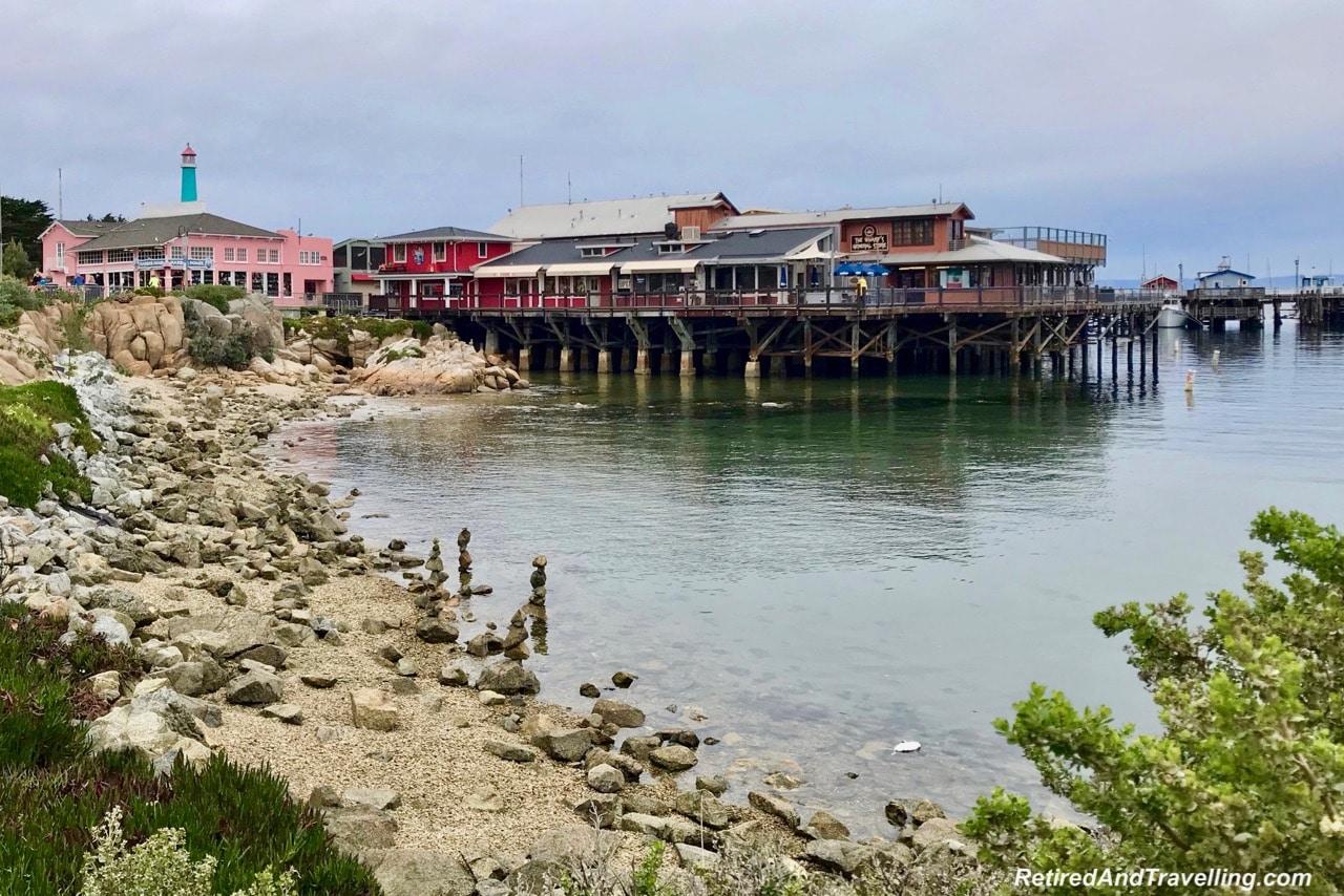 Monterey Fishermans Wharf Harbour - Sea Views Of Monterey.jpg