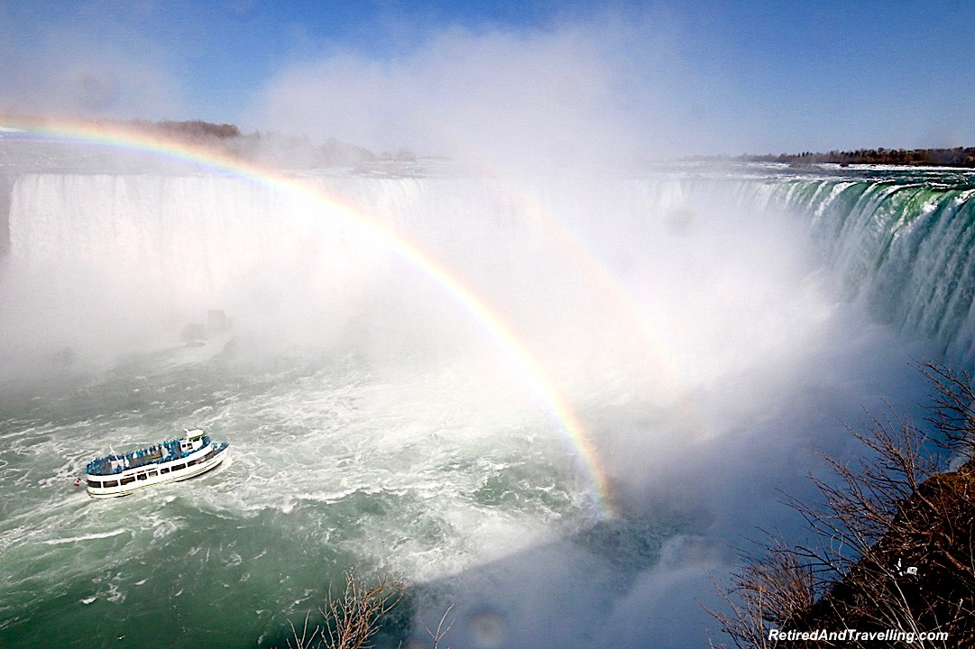 Horseshoe Falls Rainbow - Niagara Falls In Colour.jpg