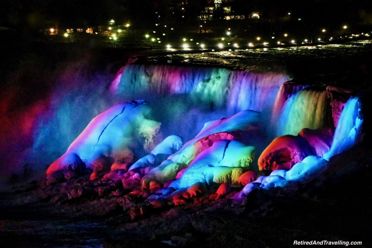 American Falls Night Lights - Niagara Falls In Colour.jpg