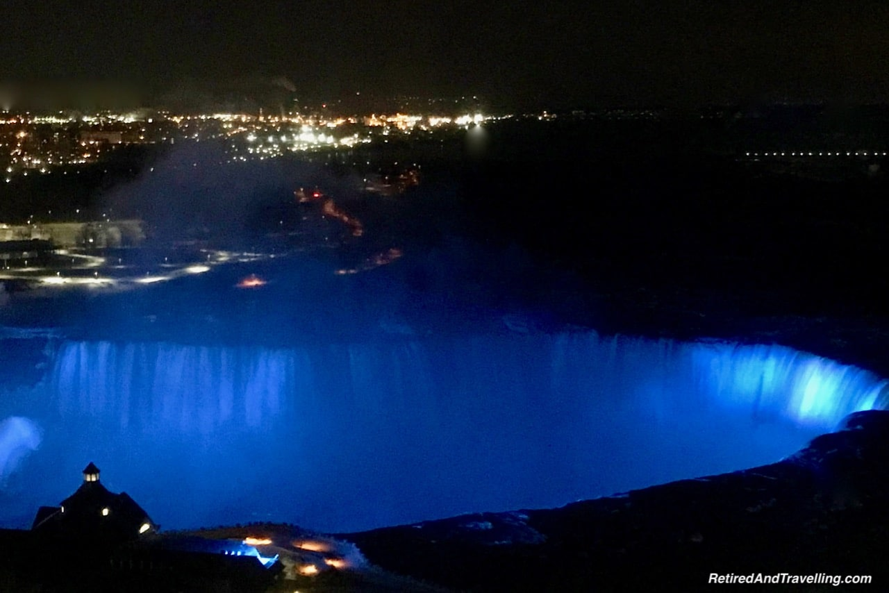 Horseshoe Falls Night Lights - Niagara Falls In Colour.jpg