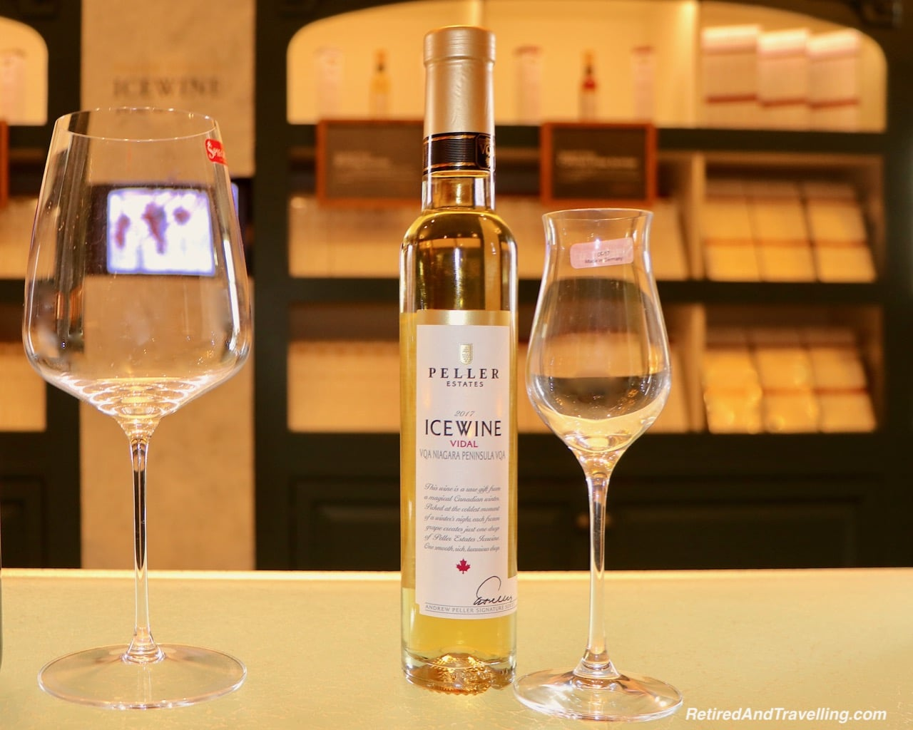Peller Estates Winery Vidal - Icewine Tasting in Niagara.jpg
