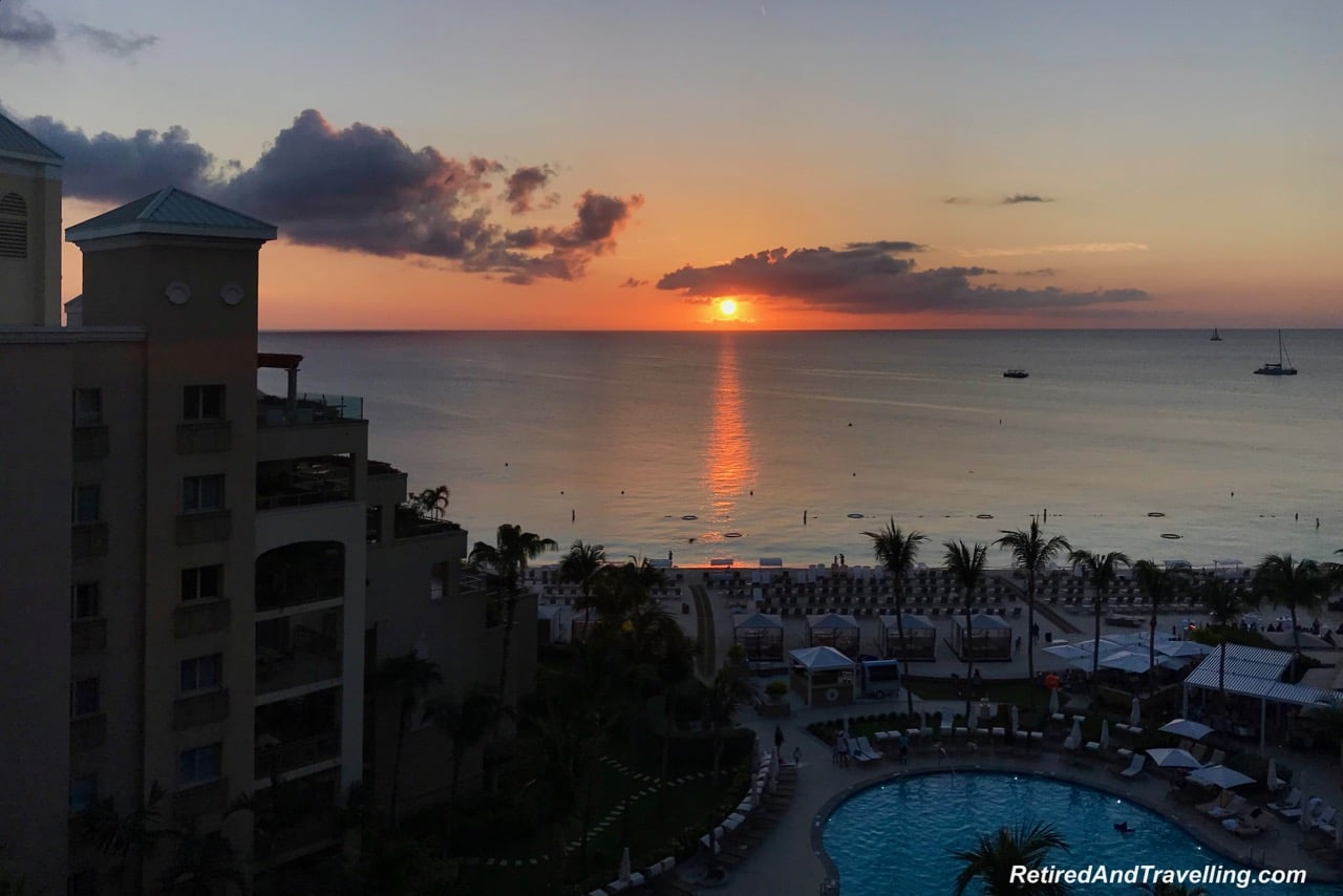 Ritz-Carlton Grand Cayman Sunset - Things To Do In Grand Cayman.jpg