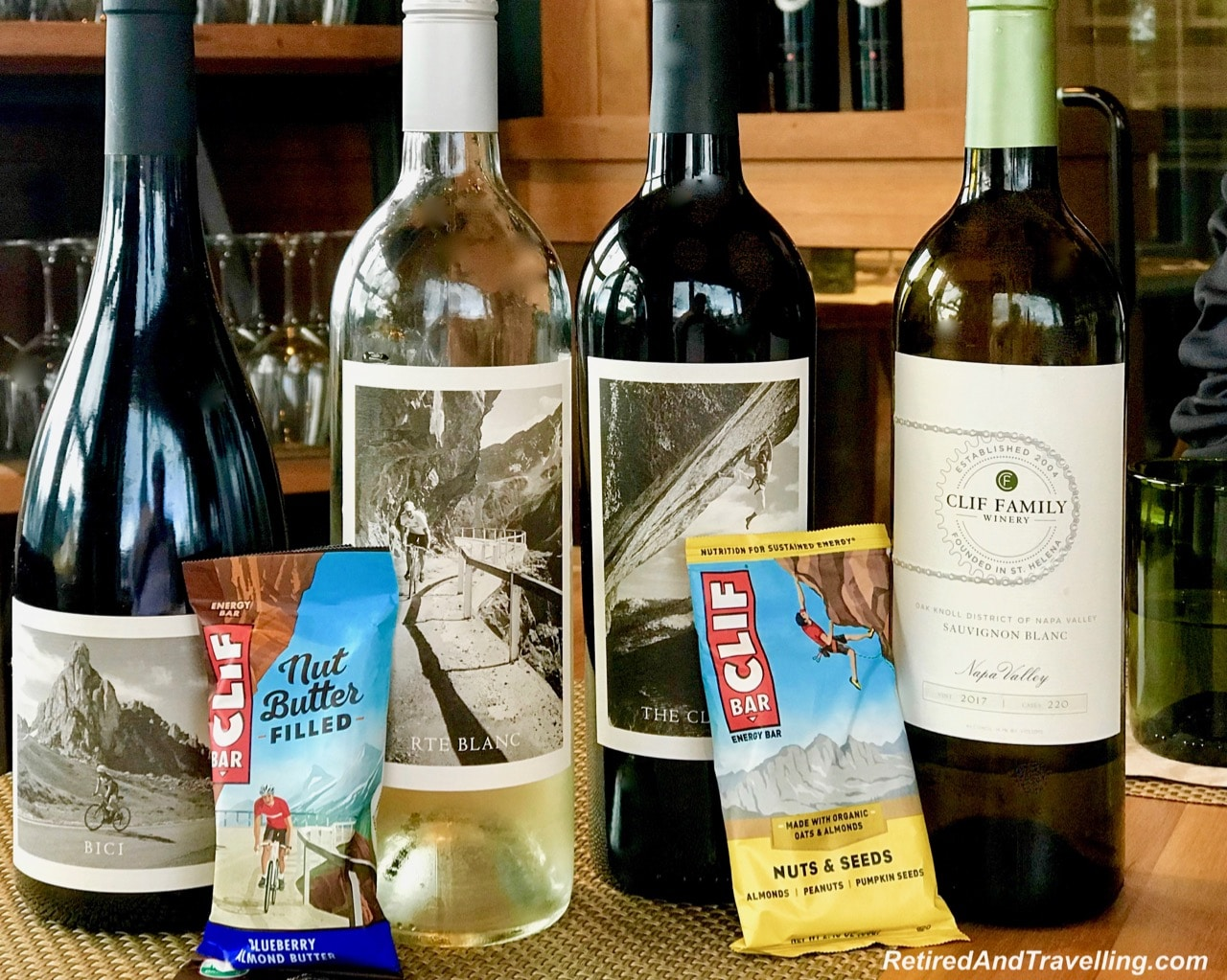 Clif Family Winery Wine Tasting - Napa For A Weekend Things To Do.jpg