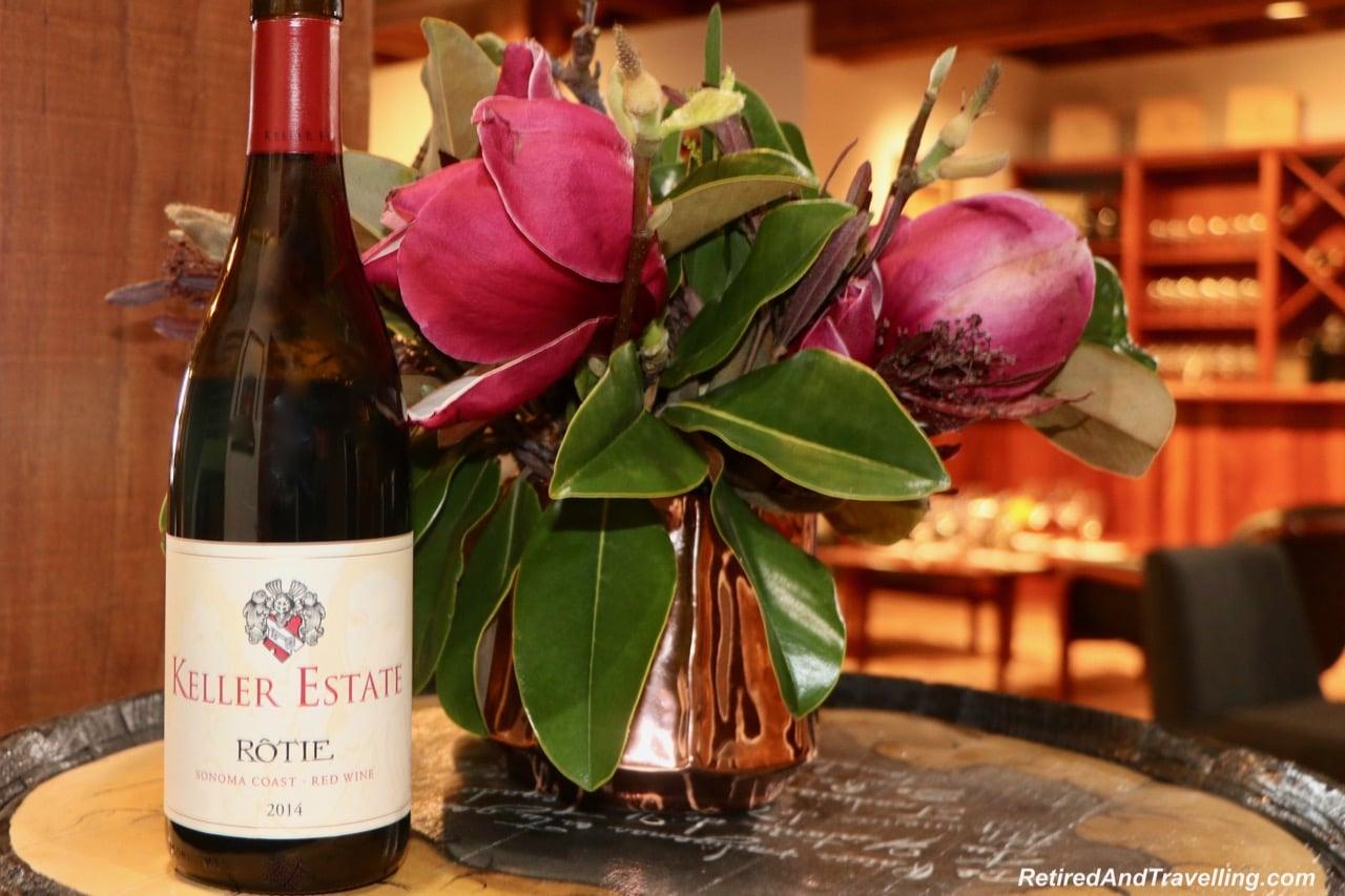 Keller Estates Wine Tasting - Napa For A Weekend Things To Do.jpg