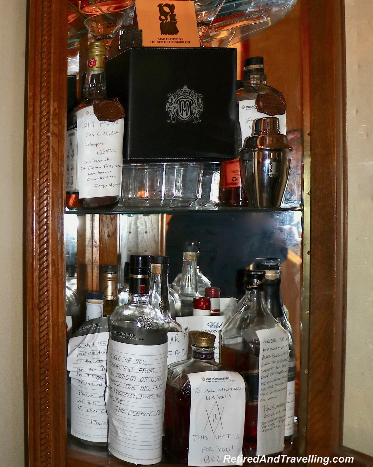 John Hopkins Top Of The Mark Servicemen Drink Tradition.jpg