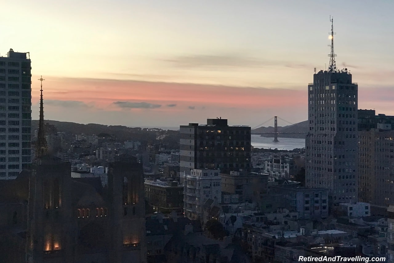 John Hopkins Top Of The Mark Sunset View - Hills of San Francisco.jpg