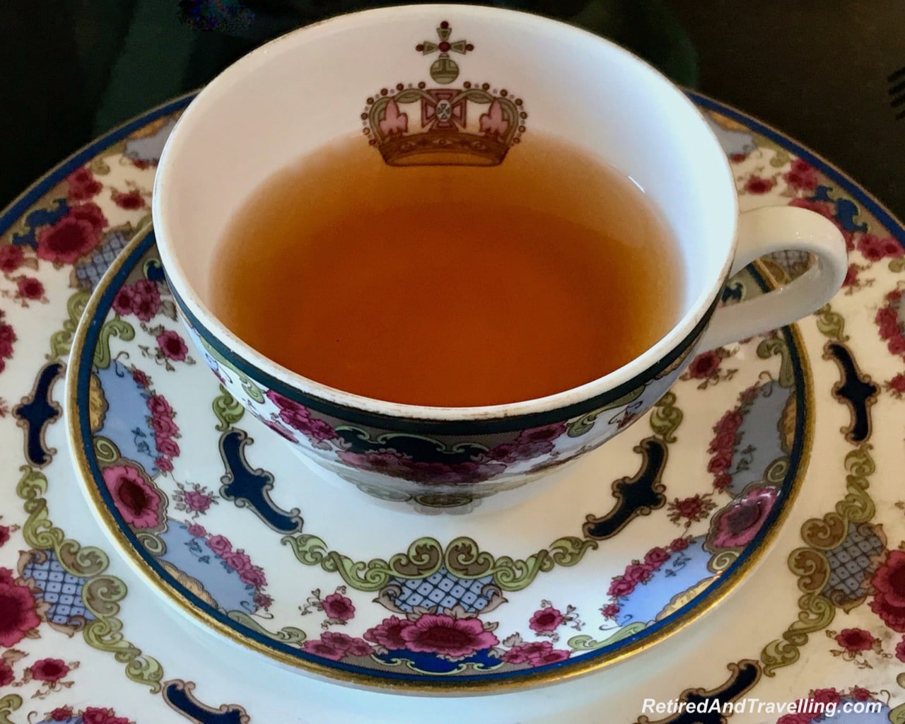 Tea China Set - Experience Afternoon Tea At Fairmont Empress in Victoria.jpg