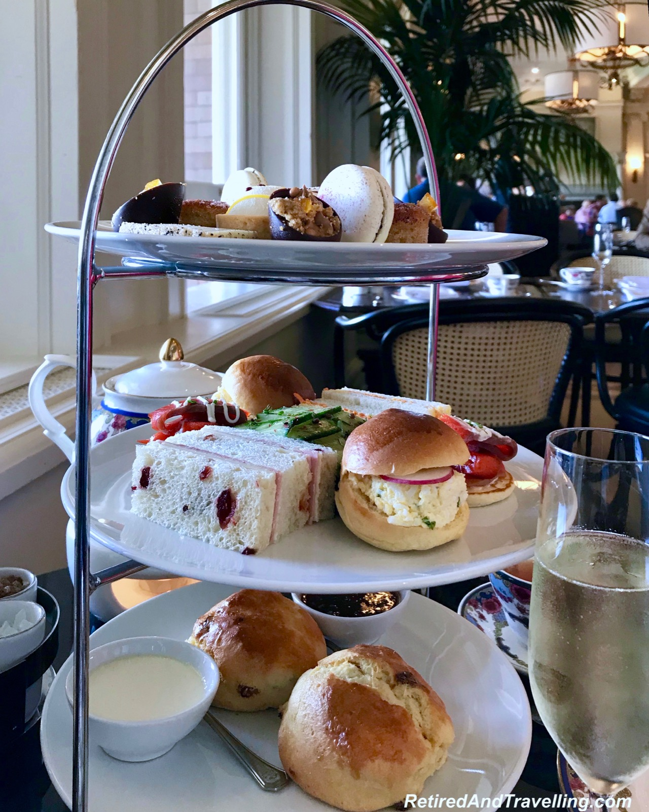 Tea Tray Sweet and Savoury - Experience Afternoon Tea At Fairmont Empress in Victoria.jpg