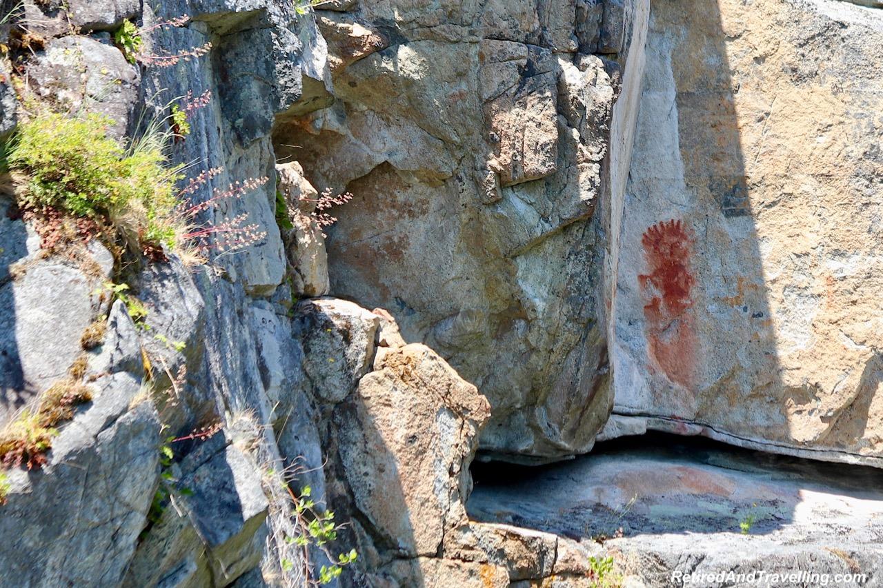 Quadra Island Petroglyph Wall.jpg