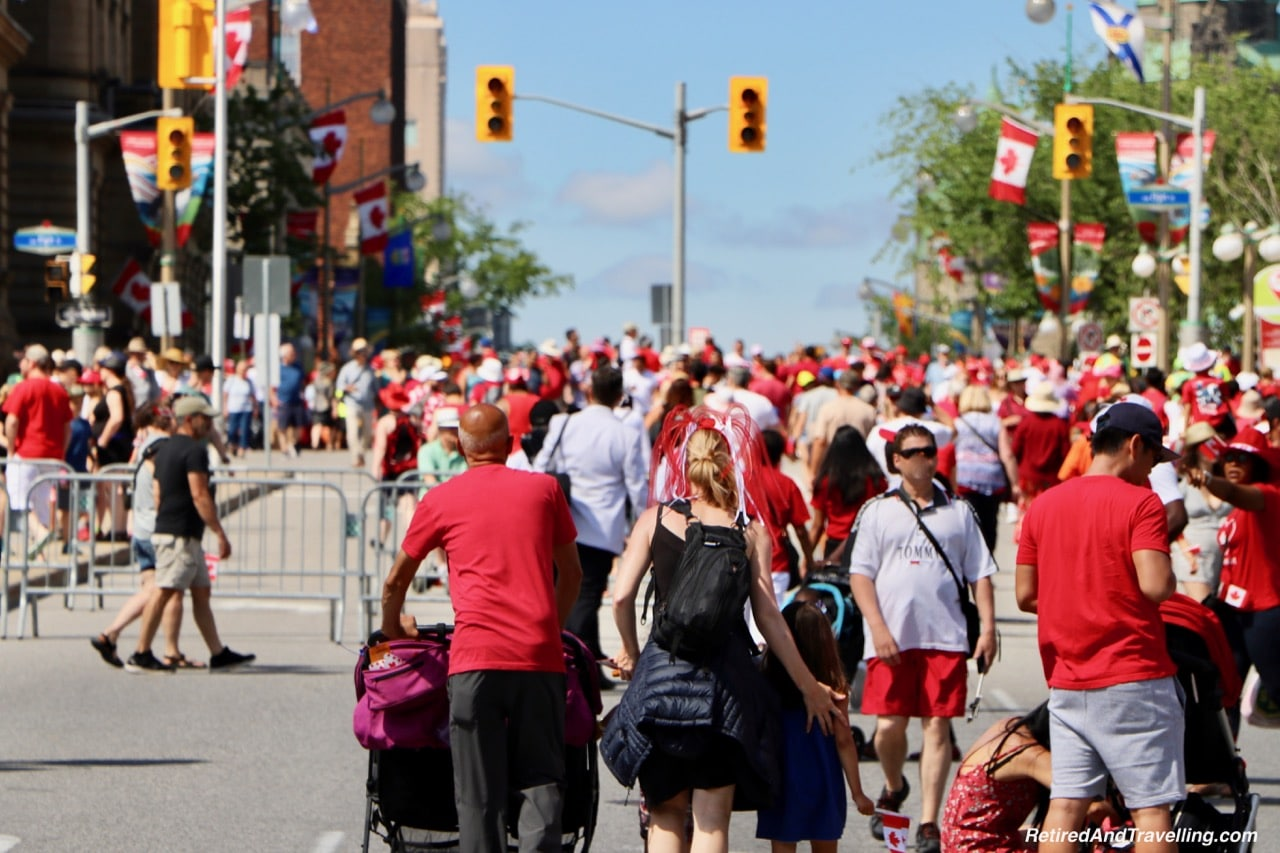 Crowds - Parliament Hill in Ottawa for Canada Day.jpg