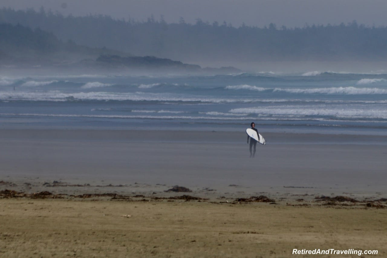 Tofino Long Beach Surfer - Hills and Valleys of Vancouver Island.jpg