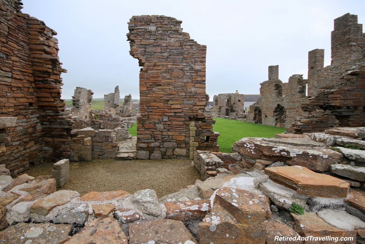 Orkney Islands Birsay Bay Ruins Earls Palace - Stop In The Orkney Islands Scotland.jpg