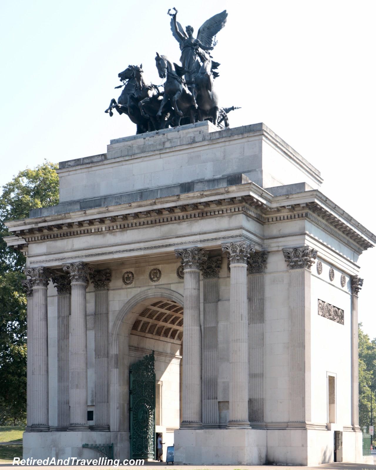 Wellington Arch - London - Stay By Hyde Park In London.jpg