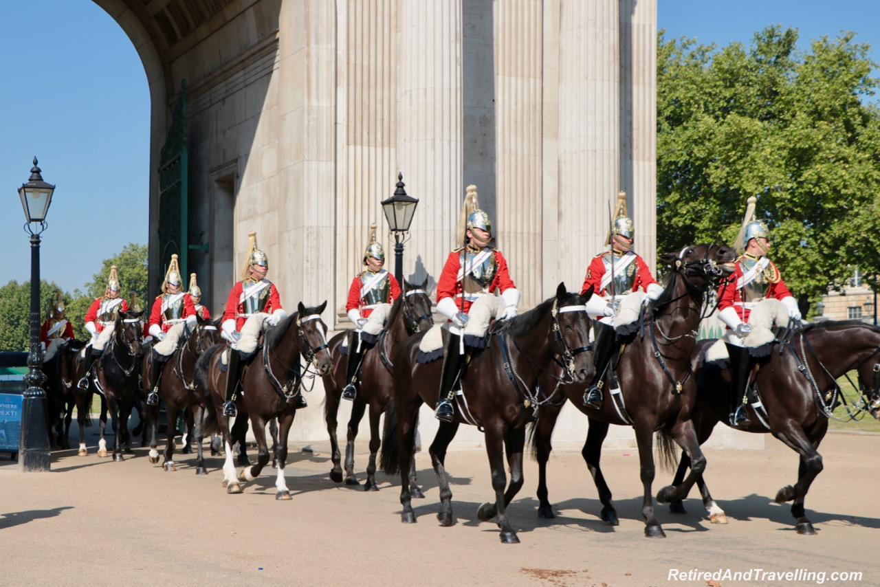 Horse Guards - Wellington Arch - London - Stay By Hyde Park In London.jpg