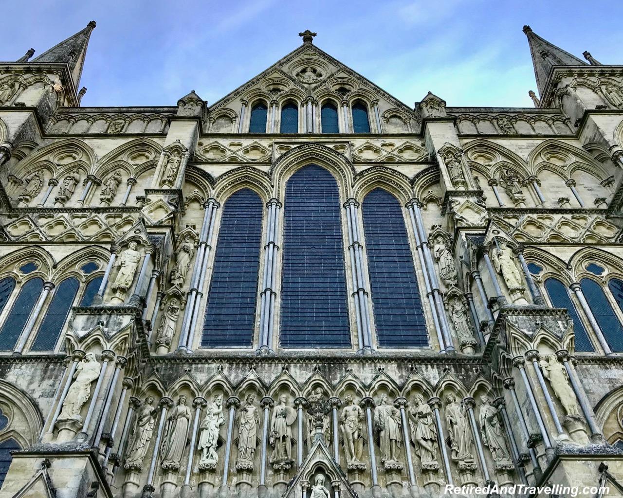 Salisbury Cathedral - Salisbury, Stonehenge and Windsor Castle Day Trip Between Southampton And London.jpg