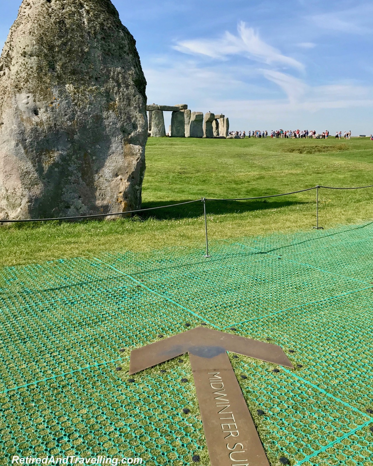 Stonehenge Summer Solstice Arrow - Salisbury, Stonehenge and Windsor Castle Day Trip Between Southampton And London.jpg
