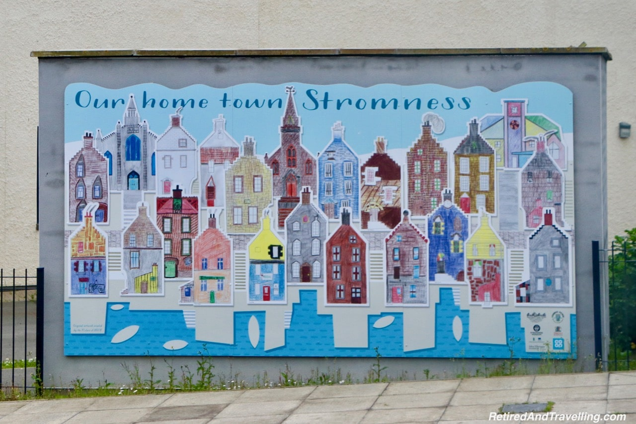 Orkney Islands Stromness Harbour Street Art - Stop In The Orkney Islands Scotland.jpg