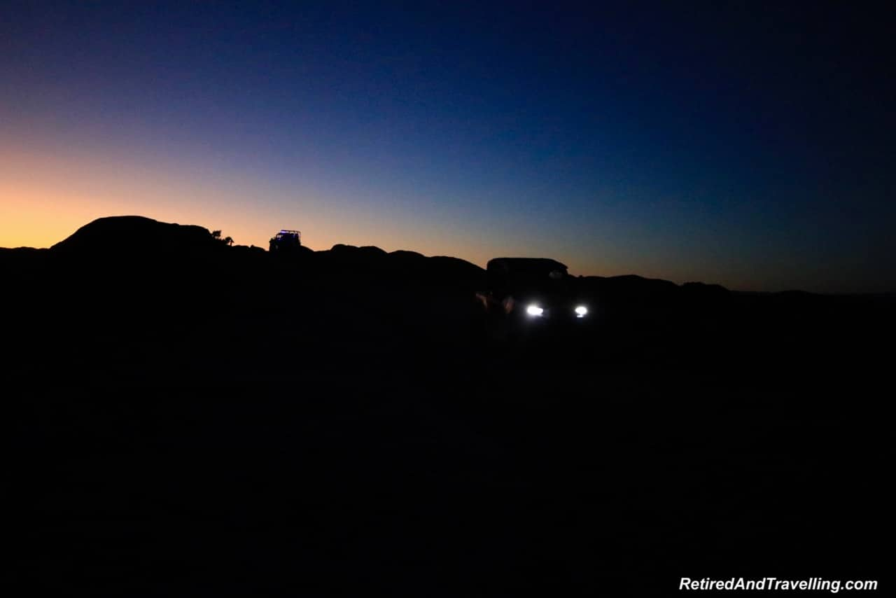 Jeep View Night Glow - Twisted Jeeps Off-road Jeep Adventure In Moab.jpg