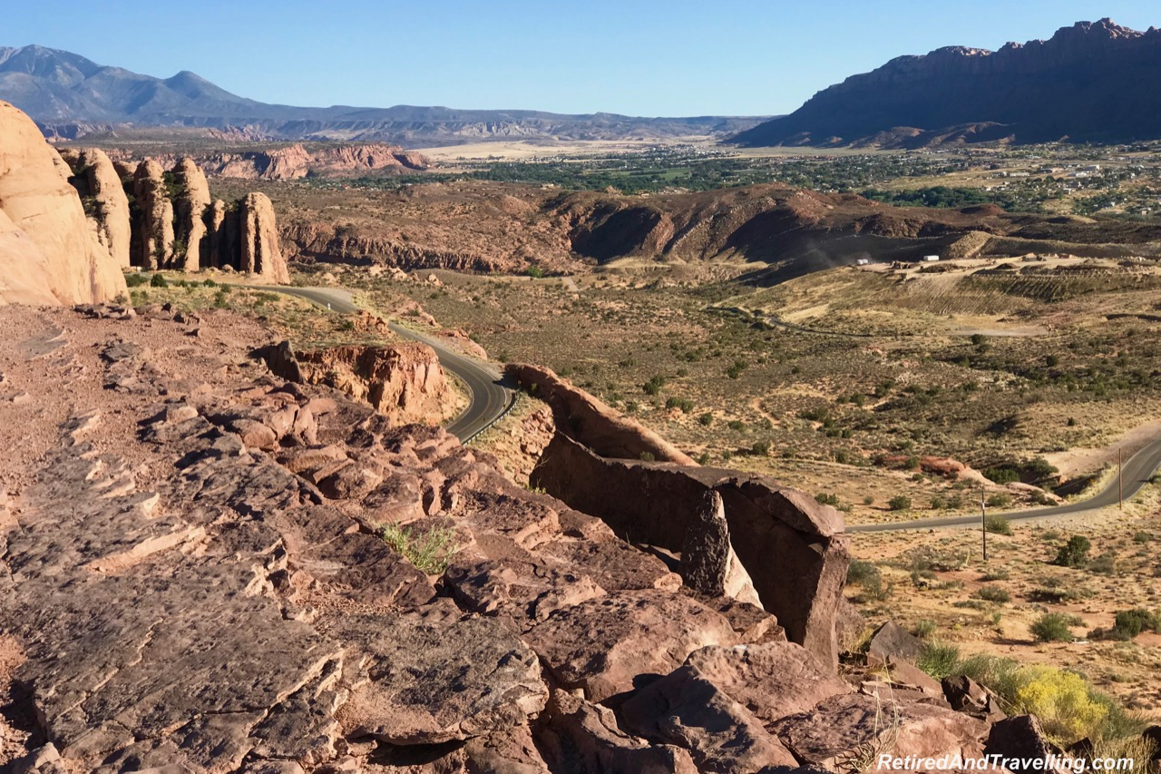 Jeep Path Panoramic Views - Twisted Jeeps Off-road Jeep Adventure In Moab.jpg