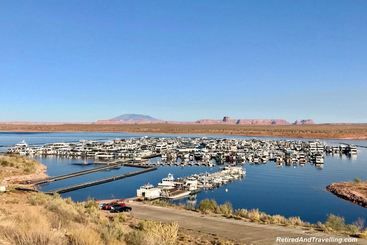 Have Fun Boating Navajo Canyon On Lake Powell In Arizona