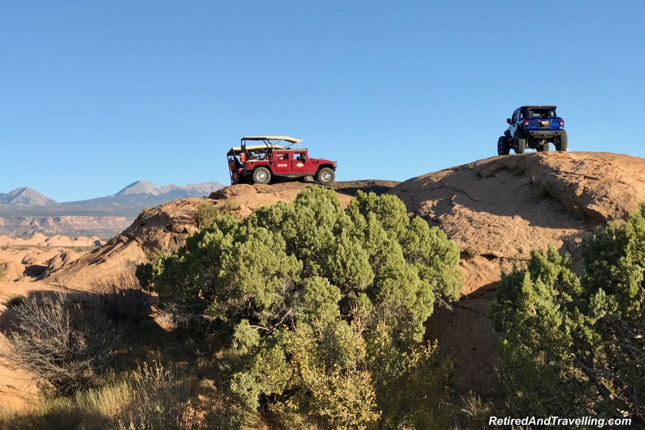 Twisted Jeeps Vehicle On A Hill - Twisted Jeeps Off-road Jeep Adventure In Moab.jpg